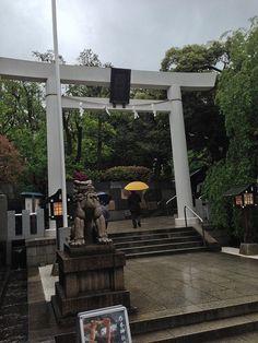 雨の乃木神社。★カメラのキタムラ公式ブログ★