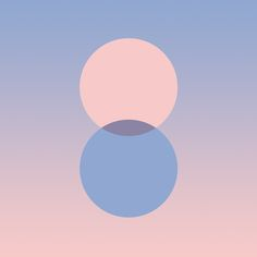 Pantone colors of the year 2016 – rose quartz and serenity.