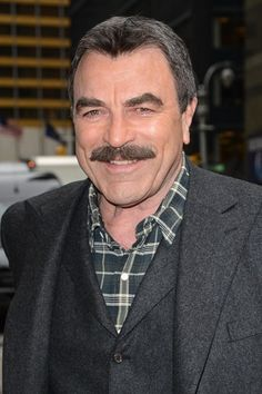 REPORT: Tom Selleck Being Sued for Stealing Water During California Drought