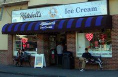 Mitchell's Ice Cream - San Francisco, CA