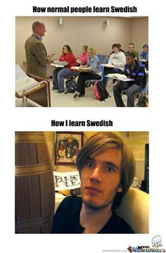 Learn swedish with pewdiepie wiki