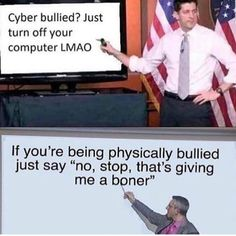 How to end bullying