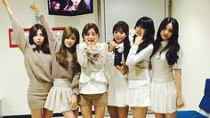 seven springs of apink ♡ Seven Springs, Apink Naeun, Cold Weather Fashion, Kpop, Bridesmaid Dresses, Wedding Dresses, Pure Beauty, Pure Products, Costumes