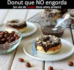 53 Ways to get more nutella in your recipes! Hey fellow Nutella lovers, we've got just the thing that'll make your week, your month. maybe your year. It involves a lot of Nutella. Köstliche Desserts, Delicious Desserts, Yummy Food, Dessert Recipes, Nutella Donuts, Doughnuts, Nutella Ganache, Nutella Chocolate, Nutella Cookies
