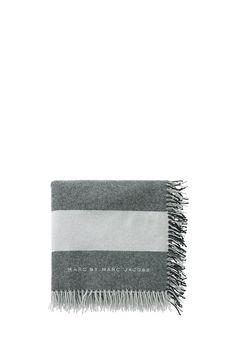 Cryptic Stripe Scarf  $198.00