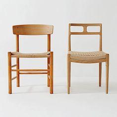 【今日の名作椅子】 家具デザイナー、ボーエ・モーエンセン。 素材の美しさを生かし丈夫で長持ちする家具を数多く作り出し、庶民の味方と呼ばれたボーエ・モーエンセン。 我が社のデザイナーもその考えに強く影響を受けました。 左 J39 by Børge Mogensen 右 yu no.1 chair by オカノ いい椅子は車のように10年は使い続けます。 座面や、ペーパーコード、グラつきなどを直せばさらに10年、また10年と使い続けることができます。 #いいものずっと #fingermarks #ボーエモーエンセン #モーエンセン #京都 #椅子 - - - - #名作 #デザイナー #デンマーク #北欧 #デザイン #インテリア #家具 #暮らし #j39 #日々 #長持ち #家具デザイナー #生協 #木 #kyoto #denmark #børgemogensen #chair #masterpiece #furniture #design #wood