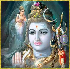 Ganaga Avtaran by Shiv Shiva for King Bhagirath Shiva Hindu, Shiva Art, Ganesha Art, Shiva Shakti, Hindu Deities, Hinduism, Krishna Art, Durga Images, Shiva Lord Wallpapers
