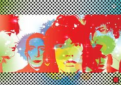 """""""The Rolling Stones""""  A2 size: 42.0 cm X 59.4 cm (Signed Limited Edition Print of 50) $120 (Free P&P)  © 2000-2017 Ex-Voto Ltd. [creative thinking] All Rights Reserved."""
