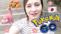 °˖✧Sharmander✧˖°  ‏@SharlaInJapan   ✨New Video✨ #PokemonGO is FINALLY out in Japan!!! Come Catch Pokemon with me😁🇯🇵💕 https://youtu.be/S19jYbm_n4s