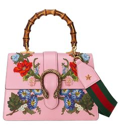 decf69101db83a Gucci Dionysus Small Embroidered Floral Satchel Bag, Pink [NMV3JQL] -  $259.00 : Upscalebags.cn