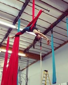 Aerial Silks ❤ Theory ❤ Classes ❤️ Workshops