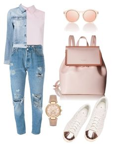 Just love it by eugenia-mihaila on Polyvore featuring polyvore, fashion, style, Victoria, Victoria Beckham, 3x1, Levi's, adidas, Ted Baker, Michael Kors and clothing
