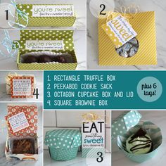 it's always autumn - itsalwaysautumn - free template downloads and instructions for 4 different treatpackages