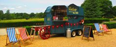 Dry Hire Mobile Bar Horse Box Trailer