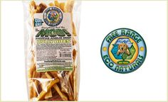 Your dog will go nuts for long-lasting, all-natural Bully Bites from Free Range Eco Naturals. These odor-free angus bully sticks are made in Argentina from grass-fed, pasture finished cattle - just one ingredient! No added steroids, hormones, pesticides, animal by-products, artificial colors, flavors, or preservatives; just wholesome, all-natural goodness. $15