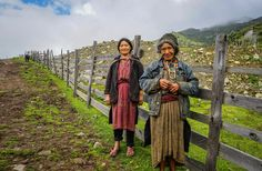 In the Valley of the Yeti – Merak, Bhutan - Uncharted Backpacker Travel Videos, Bhutan, Backpacker, Backpacking