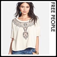 Free People Avalon Pullover