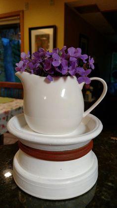 Terra Cotta flower vase