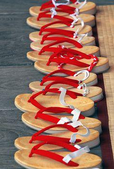 "A Japanese traditional Sandle"" (Zouri), Japan"