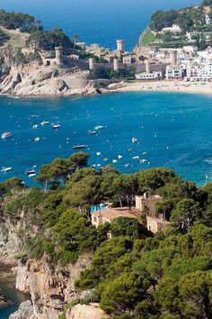elpaisdellop:  Tossa de Mar - Girona