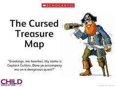 Set the scene for a pirate adventure with this slideshow. Pirate Treasure, Treasure Maps, Article Search, Pirate Adventure, Primary Resources, Story Starters, Classroom Games, Pirates, Memes