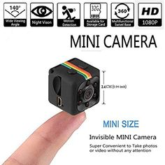 2017 New Designs C2 Mini 32GB Spy Hidden Micro Cameras Wifi Wireless IP Baby Home Monitoring Cam with Night Vision Camsoy