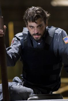 Skeet Ulrich (looking slightly crazed, but who doesn't love a crazy guy?)