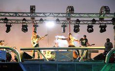 Mega show em Mallibu Folia