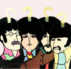Hippie Culture, Yellow Submarine, Paul Mccartney, Full Set, Earth Tones, Trippy, The Beatles, Psychedelic, Mickey Mouse