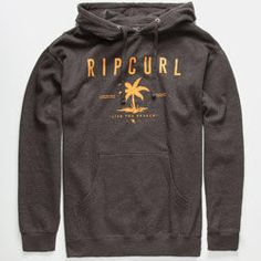 RIPCURL surf city central men's hoodie - tillys