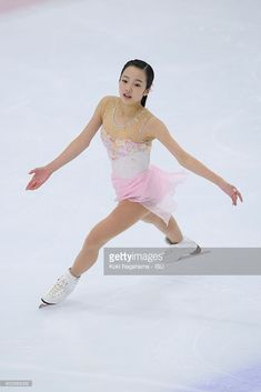News Photo : Marin Honda of Japan competes in the women's...