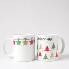 Fun Unique Craft Projects To Try Diy Christmas Mugs, Homemade Christmas Gifts, Christmas Gifts For Kids, Kids Christmas, Sharpie Crafts, Sharpie Art, Personalised Gifts Diy, Diy Gifts, Pottery Painting