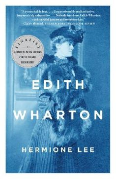 Cheryl recommends Edith Wharton: A Biography by Hermione Lee
