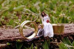 Micro Photography, Miniature Photography, Bride Photography, Photoshop Photography, Photography Photos, Creative Photography, Engagement Photography, Wedding Backdrop Design, Wedding Decor
