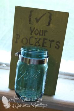 Hey, I found this really awesome Etsy listing at https://www.etsy.com/listing/188393363/check-your-pockets-shabby-chic-laundry