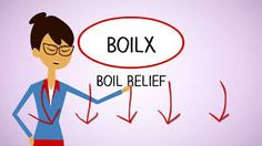 7 Best Boil X Reviews Images Boils Treatment Skin Remedies How To Get Rid