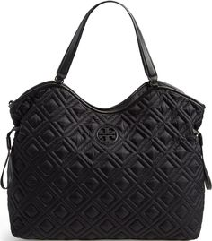 Visit Tory Burch to shop for Marion Quilted Slouchy Baby Bag and more Womens View All. Find designer shoes, handbags, clothing & more of this season's latest styles from designer Tory Burch. Best Baby Bags, Baby Fever Meme, Baby Cocoon, Gucci, Computer Bags, Baby Items, Tory Burch, Quilt, Purses