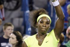As of today, U.S.'s Serena Williams is favored to take the women's title and Serbian Novak Djokovic the men's title.