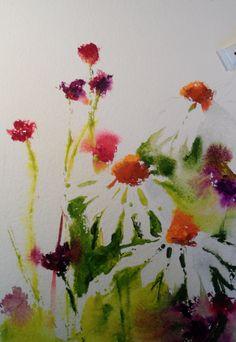 gouache | gouache and watercolour