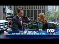 Kids in cars: How to rescue a kid left in hot car, using resqme window b...