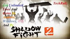 Shadow fight 2-trick to get unlimited lives and coins free 2015