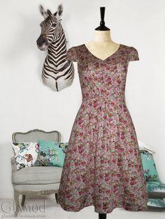 D2.149a _ Đầm công sở _ 525.000 đ ✿ 334 CMT8 P.10 Q.3 ☏ 08 39316191 ✿ 186 Trần Quang Khải P.TĐ Q.1 ☏ 08 35268242 ✿ Đầm công sở, đầm dự tiệc, thời trang công sở, #Glamod #fashion #dress