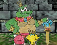 Rool here's been in a game. (Not counting Smash Bros trophies, btw.) Your new baseball champion is here! K Rool, Diddy Kong, Donkey Kong Country, I Love Him, Crossover, Random Stuff, Champion, Two By Two, The Incredibles