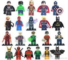 Buy Cheap Blocks For Big Save, Super Heroes Toys Building Blocks Sets Figures The Avengers Classic Toys Diy Bricks Minifigures For Children Online At A Discount Price From Diiytoysdreamworks | Dhgate.Com