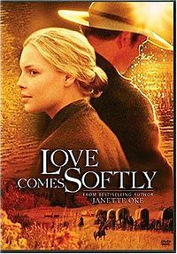 Love Comes Softly by Janette Oke. Read the whole series.