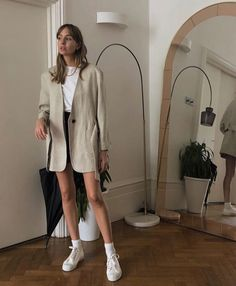 Korean Fashion Looks .Korean Fashion Looks Mode Outfits, Fall Outfits, Summer Outfits, Casual Outfits, Fashion Outfits, Womens Fashion, Fashion Clothes, Looks Street Style, Looks Style