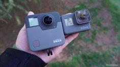Conheça a nova GoPro Hero6 Black e a nova câmera 360º da marca