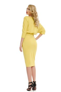 Order here www. Yellow Dress, Glamour, Dresses, Style, Fashion, Vestidos, Swag, Moda, Yellow Gown
