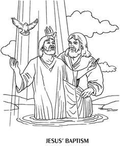 353 Best Baptism of Jesus images in 2019
