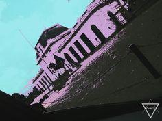 Paisaje de Jujuy con un filtro rarito
